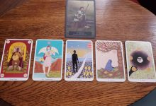 Photo of March 2021 Tarot Reading