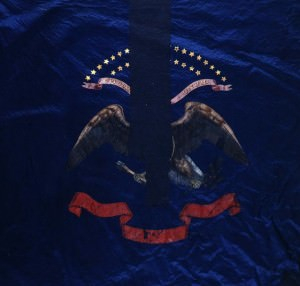 Eleventh_Michigan_Infantry_Regimental_Battle_Flag