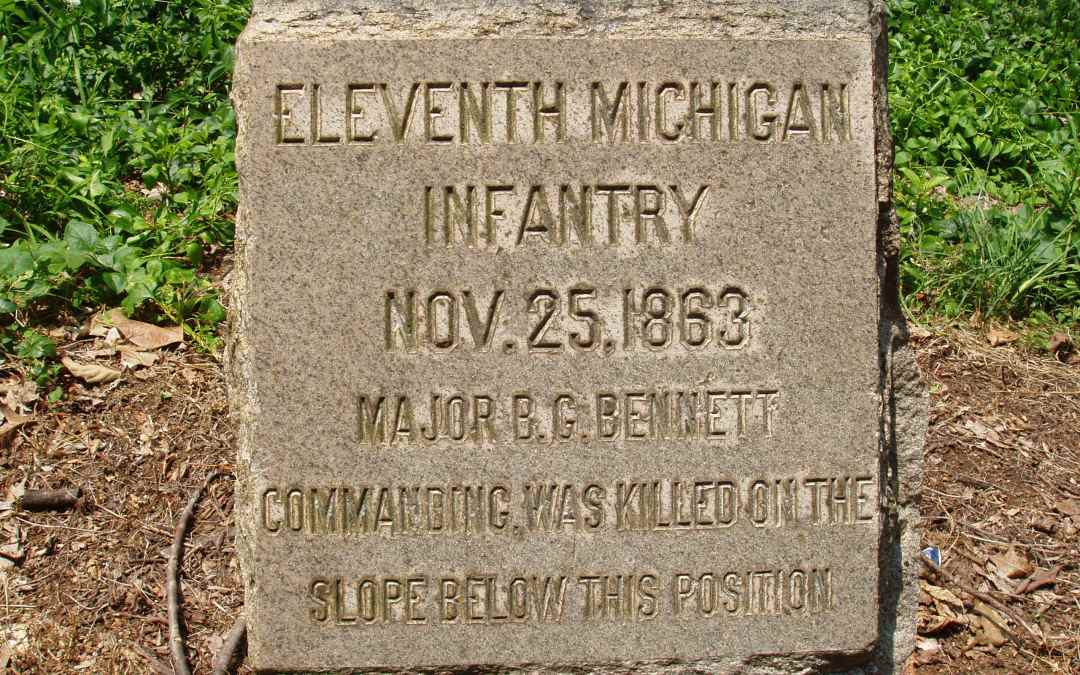The 11th Michigan Infantry