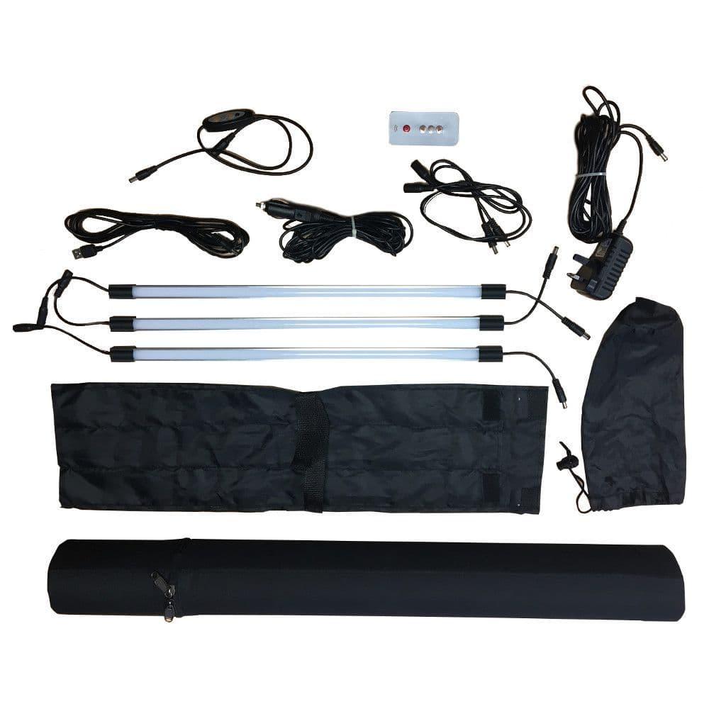 outdoor revolution lumi link 12v tube light kit
