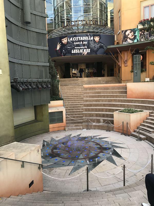 ショー噴水LA CITTADELLA SYMPHONY