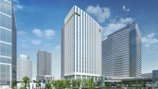 京急グループ本社ビルの外観イメージ