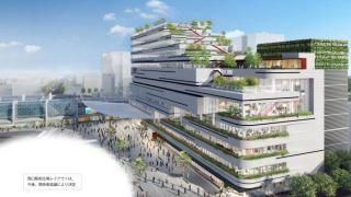 2020年に開業する宮崎駅西口「アミュプラザ宮崎」