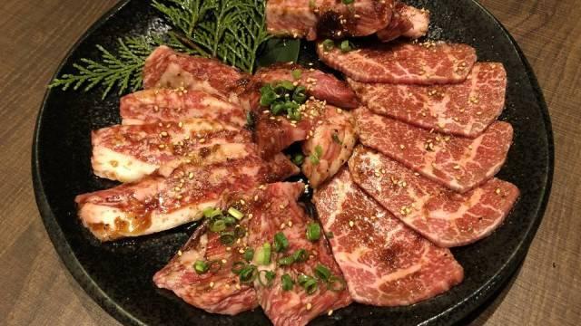 横浜ベイクォーター5Fにある韓国焼肉Kollabo/コラボのメニュー写真