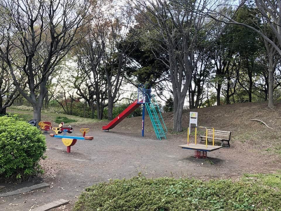 本牧山頂公園の写真