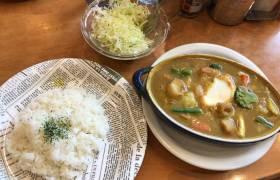 野毛にあるカレー屋「Kikuya Curry(キクヤカリー)」の写真