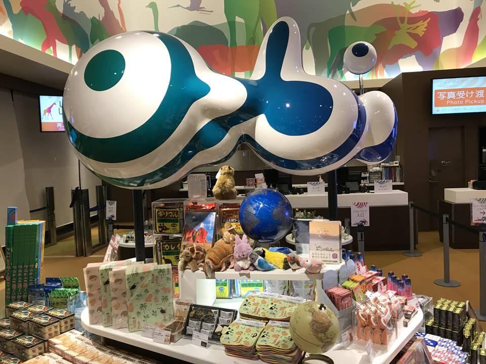 オービィ横浜のショップ写真