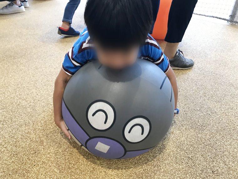 横浜アンパンマンこどもミュージアムのボールパーク写真