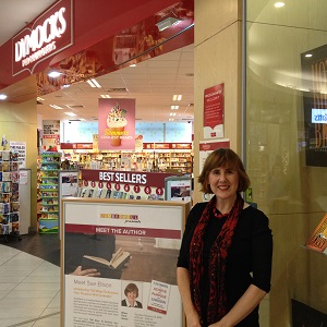 Meet The Author Sue Ellson Dymocks Camberwell