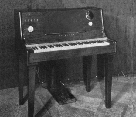 Leon Termen's 'Keyboard Theremin' 1932