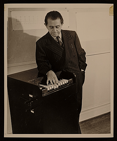 Henry Cowell and the Rhythmicon
