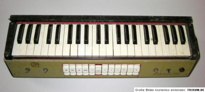The Lipp Pianoline