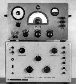 Beat-frequency low frequency pulse generator