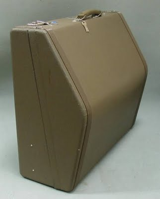 Carrying case of the Electronium