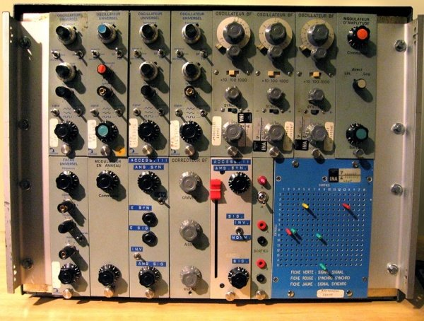 Coupigny Synthesisier