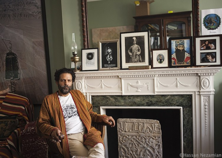Iranian Living Room In London By Hassan Nezamian