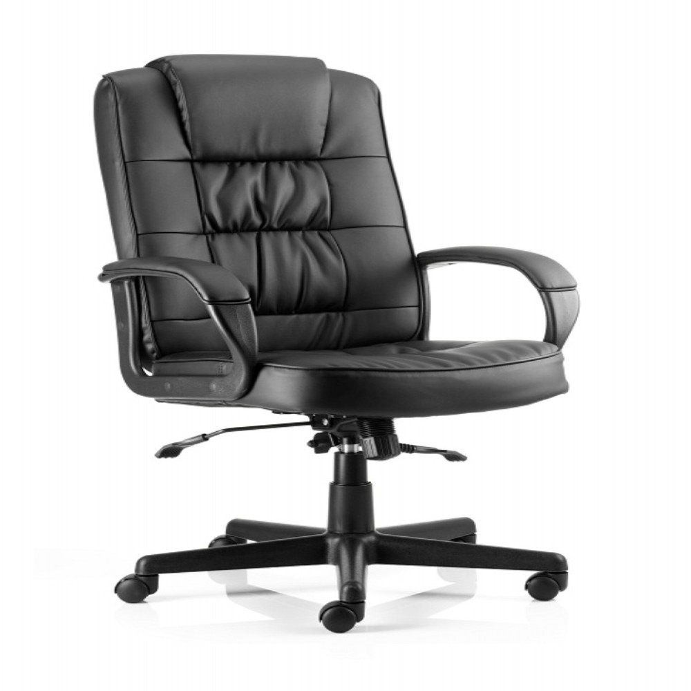 Executive Leather Chair Dynamic Moore Executive Leather Chair