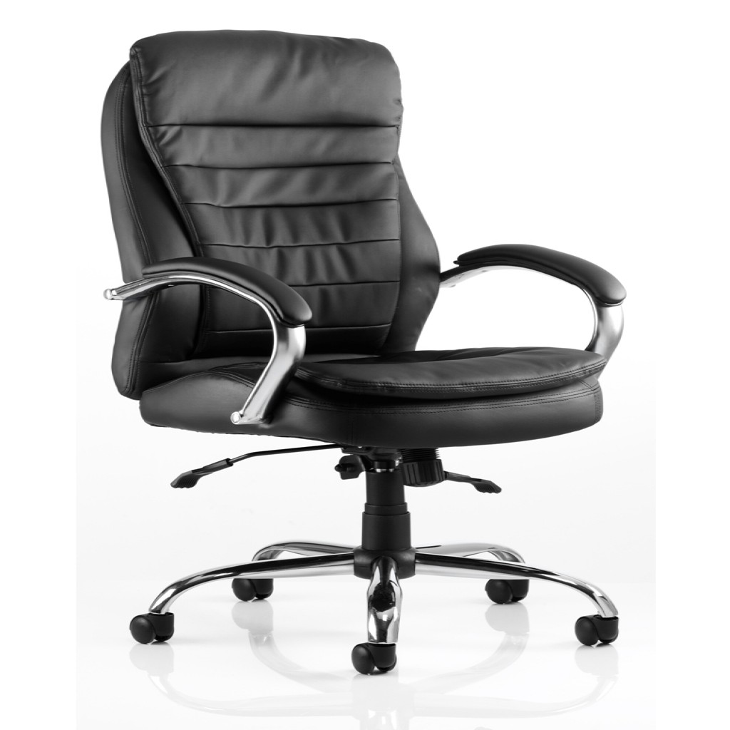 Heavy Duty Office Chair Office Chairs Rocky Heavy Duty Executive Leather Chair