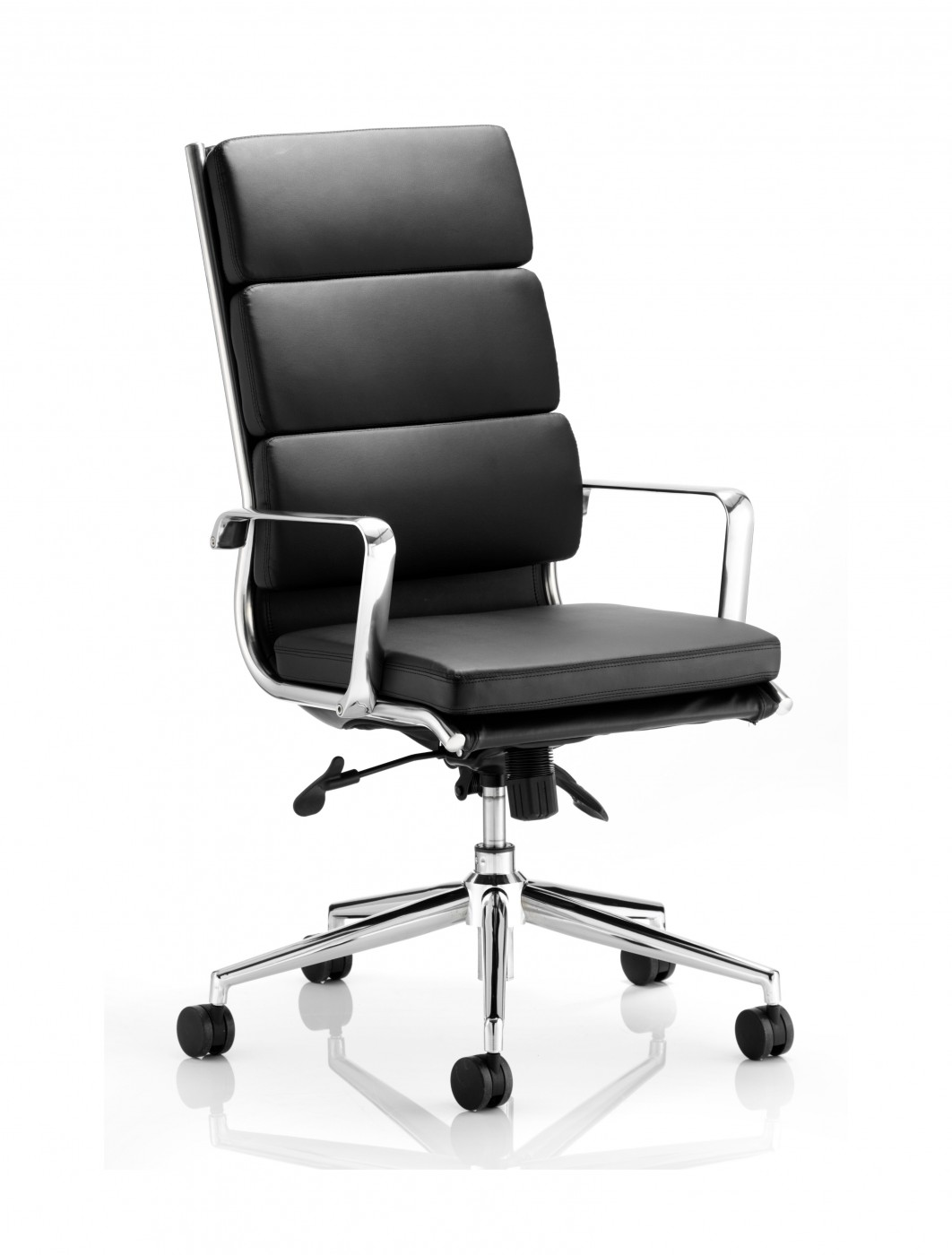 Executive Chair Dynamic Savoy High Back Executive Chair Black 121 Office