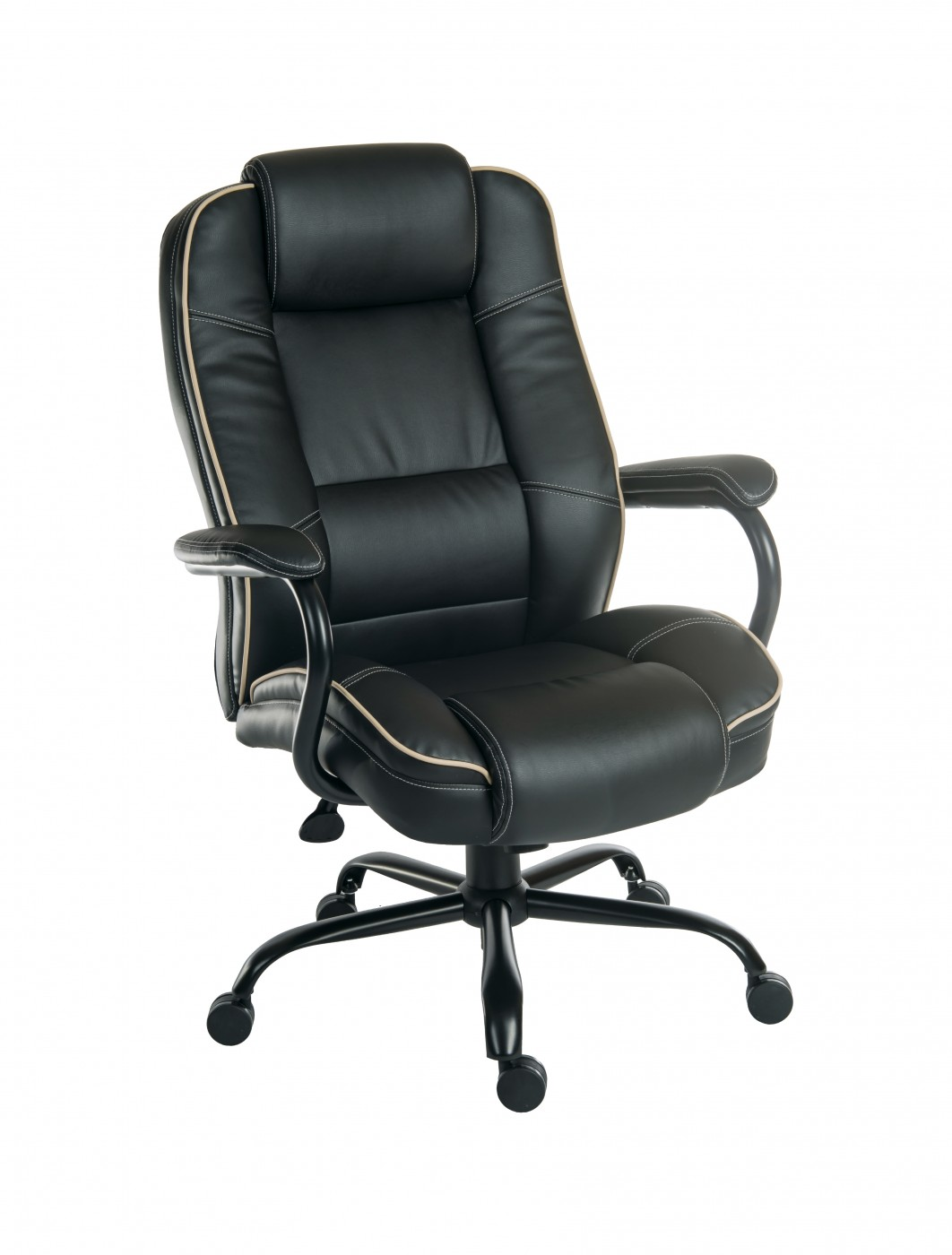 Executive Chairs Teknik Goliath Duo Heavy Duty Office Chair 6925blk 121