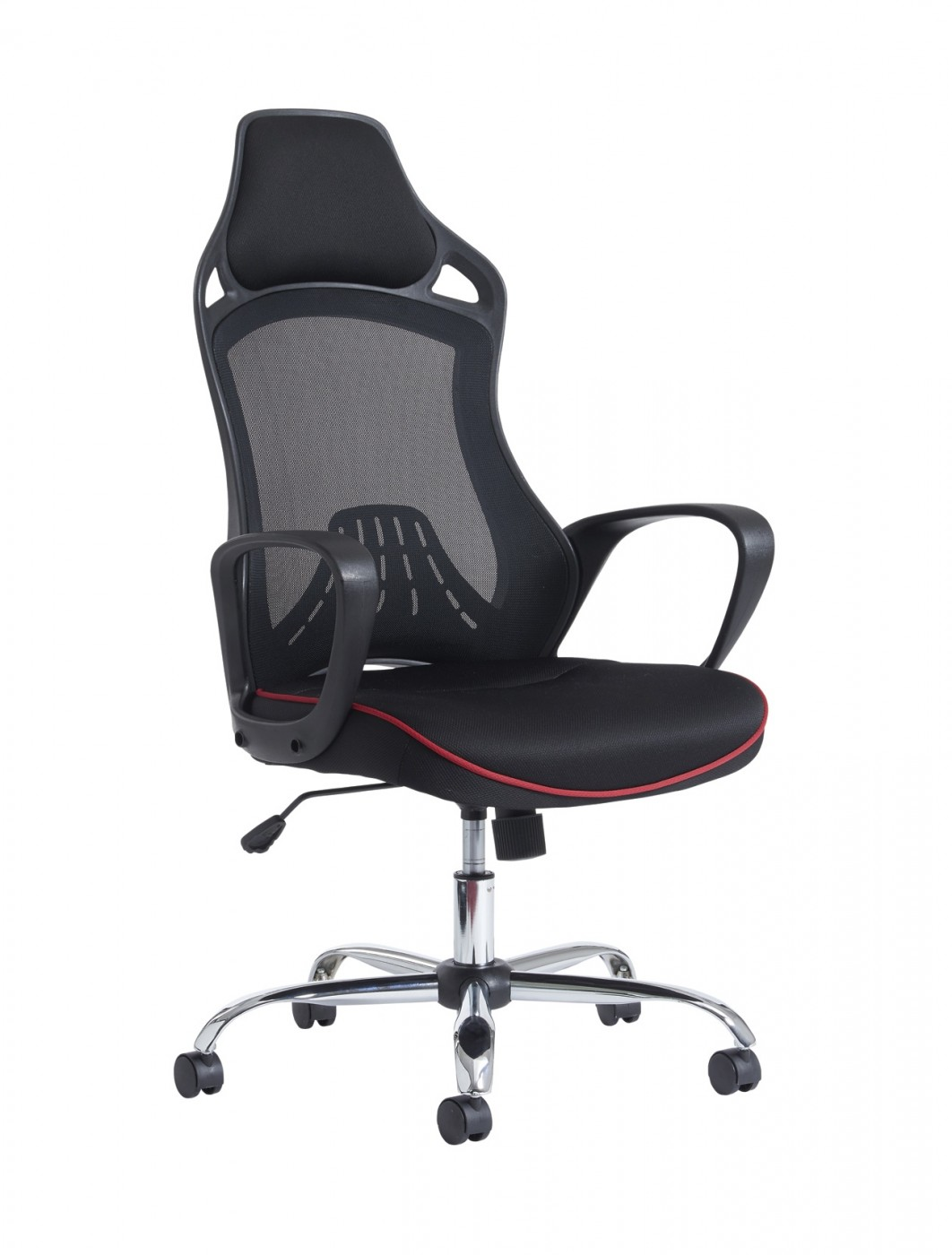 High Back Office Chairs Dams Andretti High Mesh Back Office Chair And300t1 Kr
