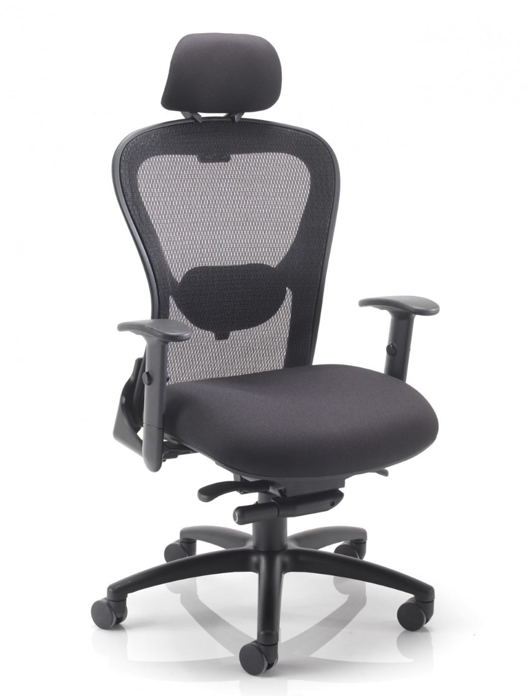 24 Hour Office Chairs Office Chairs Tc Strata 24 Hour Mesh Office Chair Ch0735bk