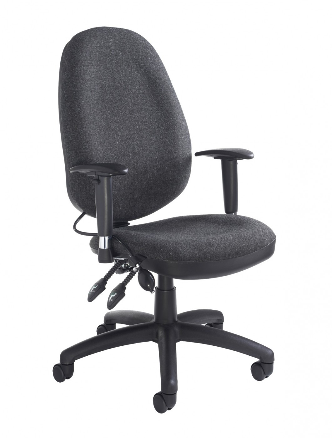 Cloth Office Chairs Office Chairs Sofia Fabric Office Chair Sof300t1 121