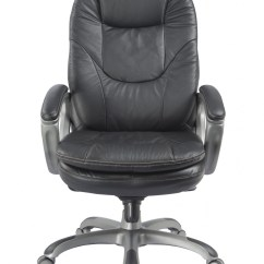 La Z Boy Black Leather Executive Office Chair Uk Rattan Kitchen Chairs Reclining Lift Best Home Furnishings Recliners