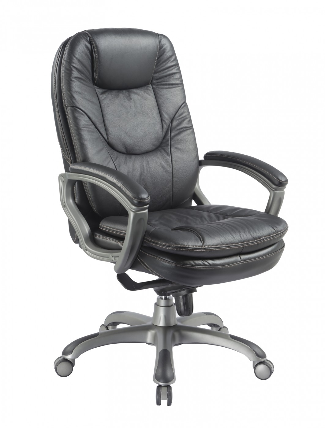 Leather Office Chairs Office Chairs Kiev Leather Office Chair Bcl U646 Lbk
