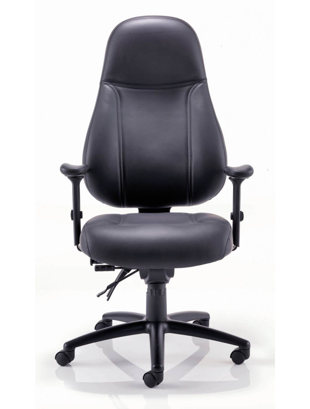 Cheetah Chair Office Chairs Tc Cheetah Black Leather Office Chair