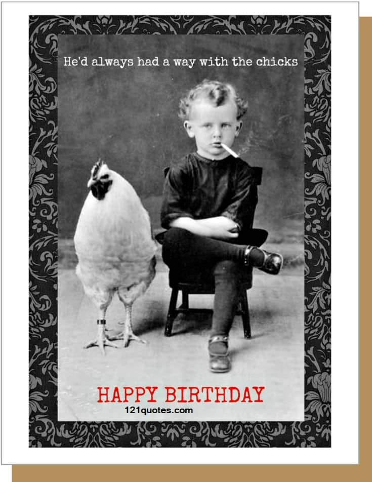 Sarcastic Happy Birthday Meme For Him : sarcastic, happy, birthday, Funny, Happy, Birthday, Collection