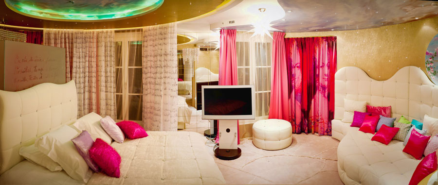 Gallery  Themed Hotel Rooms