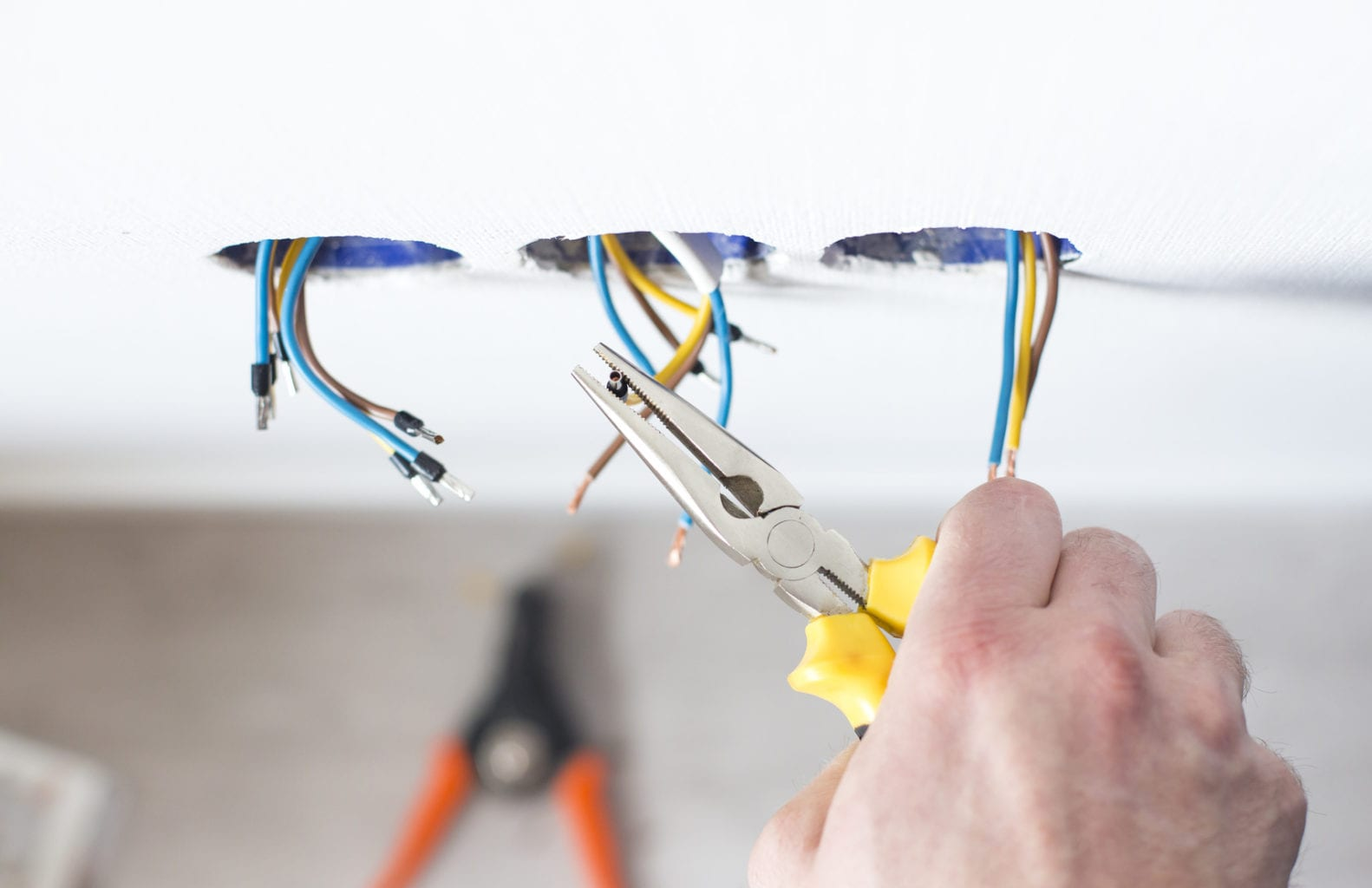hight resolution of the electrical service in your home is a network of wires that begins at the meter and is distributed first to the main electrical panel and then to points