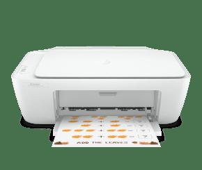 123.hp.com - HP DeskJet Ink Advantage 2300 All-in-One Printer series SW Download