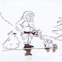 Nikolaus vs. Osterhase oder alte Kamellen