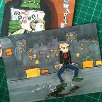 Postkartenproduktion