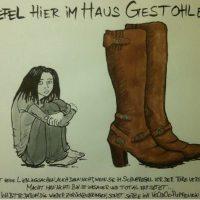 SoKo Stiefel: Schnappt den Stiefeldieb