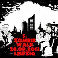 Was nicht fehlt: Heute Zombiewalk
