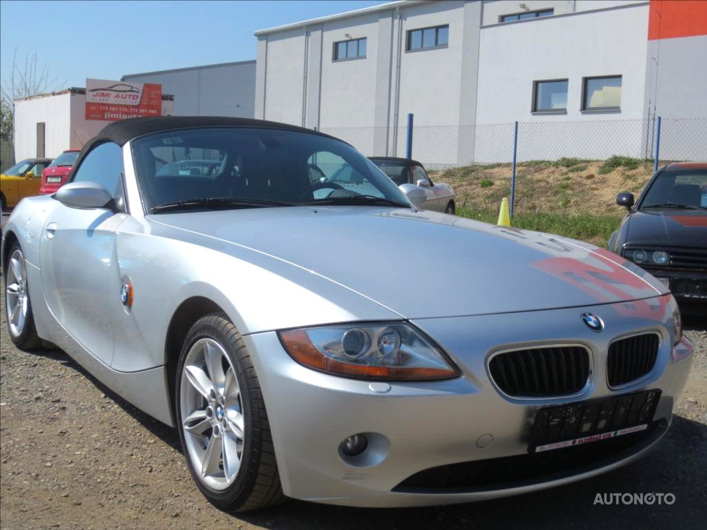 hight resolution of 2003 bmw z4 3 0i roadster