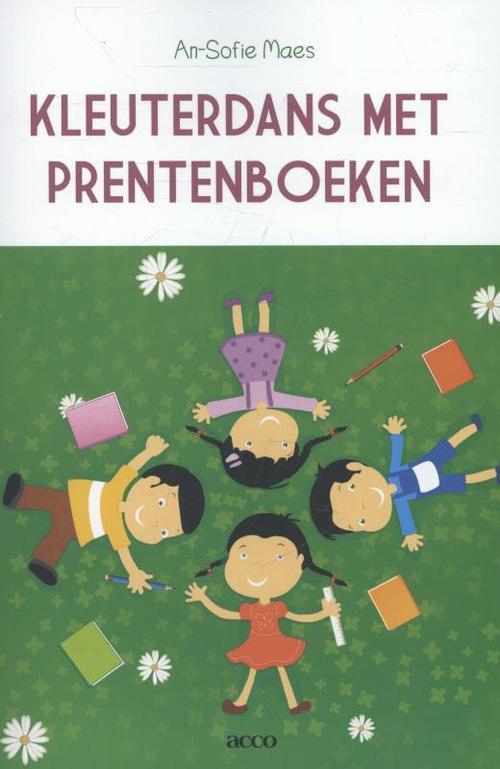 Kleuterdans met prentenboeken - An-Sofie Maes - ebook