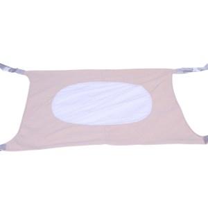 Afneembare Portable baby baby hangmat kinderen opknoping meubilair lichtgewicht baby bed indoor (beige)