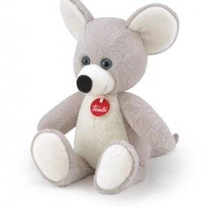 Trudi knuffel muis grijs 42 cm