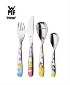 WMF - Kinderbestek - Bestek Prinses
