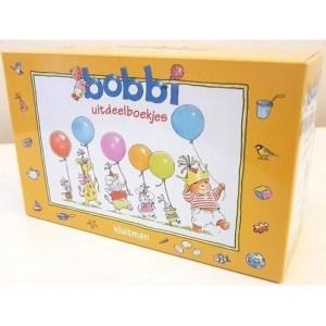 Weggevertjes Bobbi boekjes 12 stuks