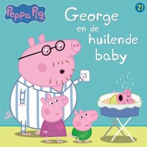 George en de huilende baby - Neville Astley - ebook