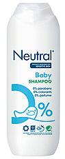 Neutral Baby Shampoo Parfumvrij 250ml