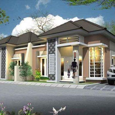 Ciri Ciri Contoh Desain Rumah Minimalis Sederhana Dan Modern