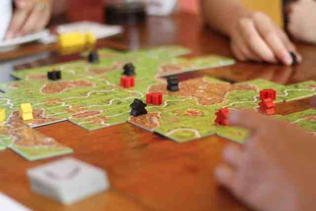 Carcassonne bordspel voor volwassenen