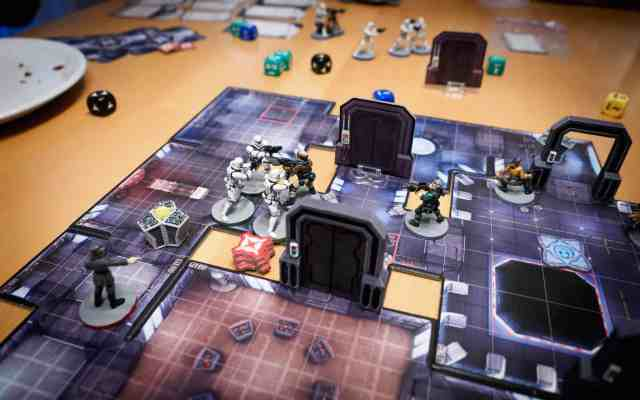 Star Wars Imperial Assault bordspel