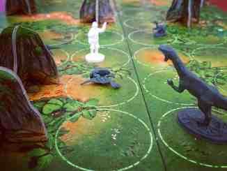 Raptor bordspel